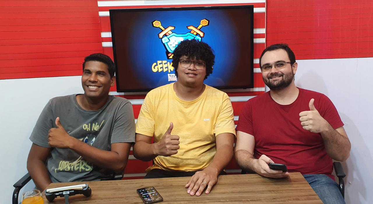 RONDONIAOVIVO GAME: Assista 2° Episódio da Geek Player 2020